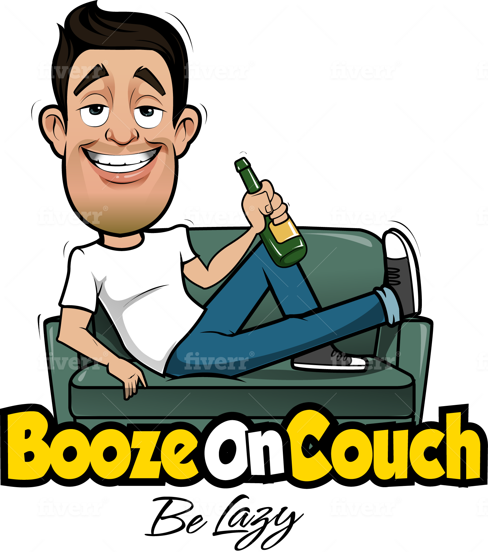 BoozeOnCouch